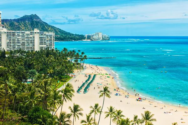 America's 10 Most Expensive Beaches