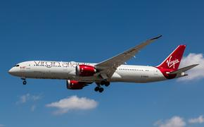 Virgin Atlantic Boeing 787