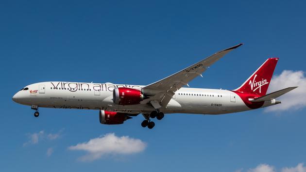 Virgin Atlantic Boeing 787