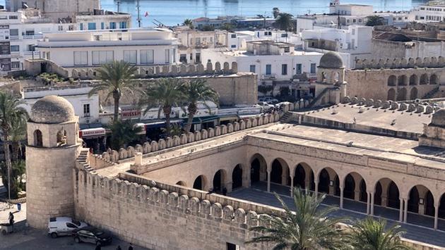 Mosquée de Sousse, en Tunisie