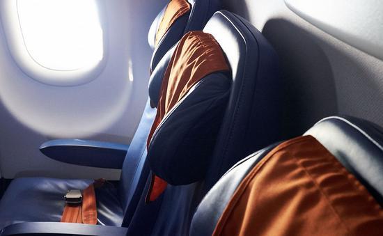 Airline seat (Photo by Clique Images via Unsplash)