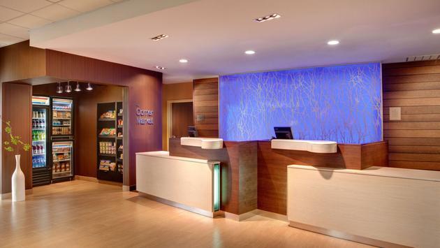 New Fairfield Inn & Suites Hotel In Gainesville, Florida