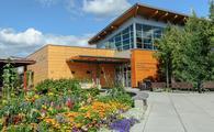 Visitor Center in Fairbanks, Alaska
