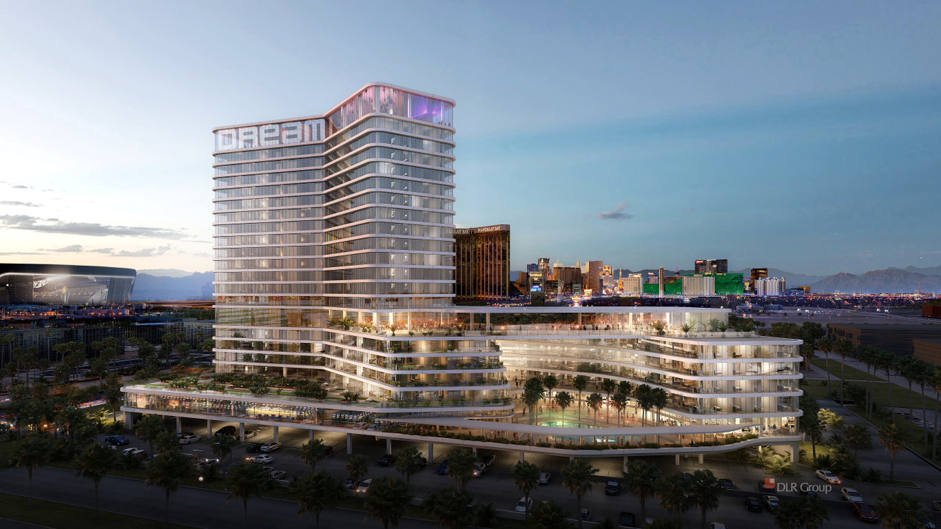 Dream Hotel Group Comes to Las Vegas