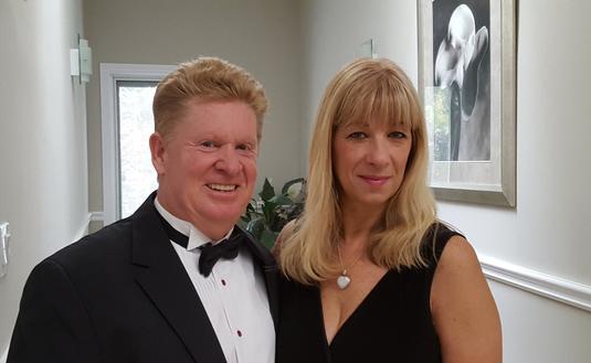 Pat Probert and Mary De Almeida