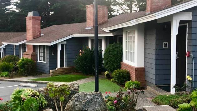 Accommodations at Oceanpoint Ranch in Cambria, California