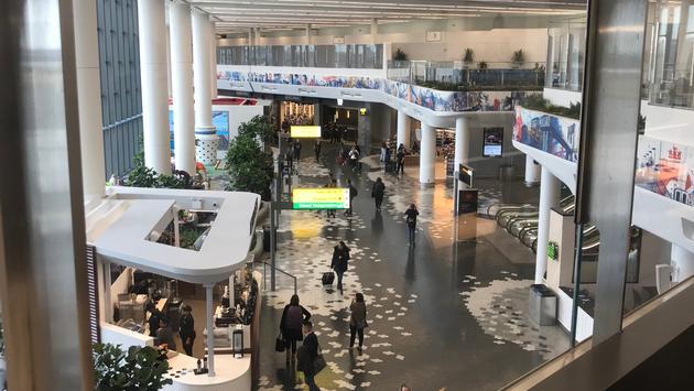 New LaGuardia Airport Terminal