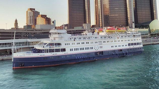 Victory Cruise Lines Ship