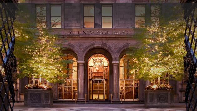 Lotte New York Palace, New York City