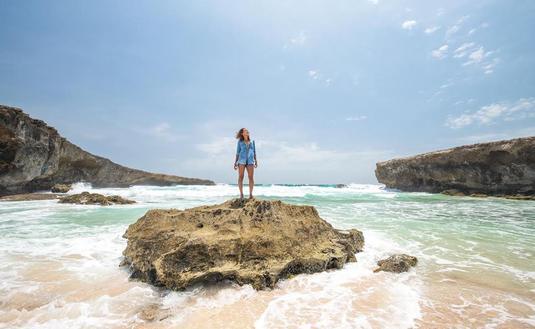 Aruba has a new marketing campaign