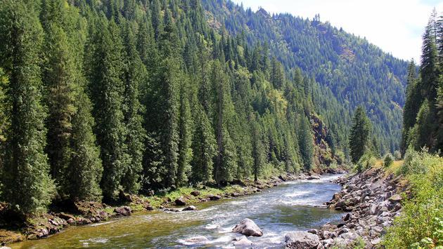 Idaho, River