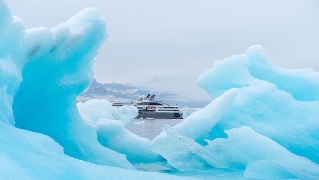 Greenland, Le Boreal Cruise Ship