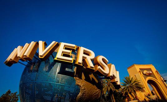 Universal Orlando Resort.
