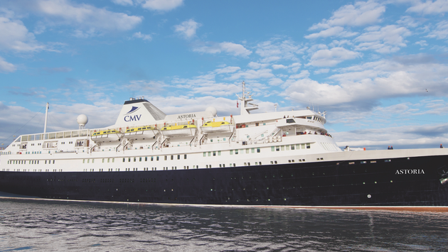 Astoria Ship, Cruise & Maritime Voyages