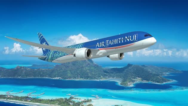 Dreamliner, Air Tahiti Nui
