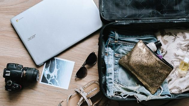 Suitcase (Photo by Anete Lusina via Unsplash)