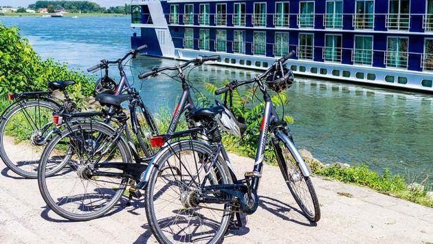 AmaWaterways bikes