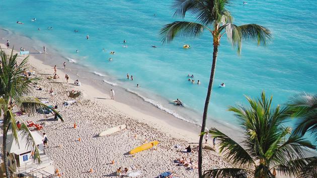 Outrigger Waikiki Beach, Hawaii