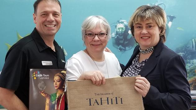 Concours Tahiti, Voyages TravelBrands