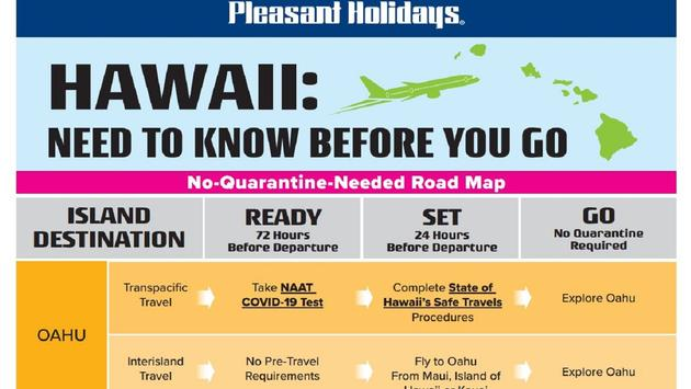 Hawaii: Need to Know Before You Go infographic