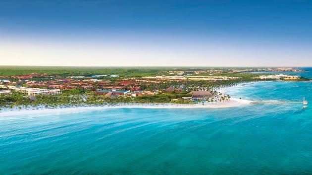 Barcelo Maya Grand Resort, Riviera Maya, Mexico