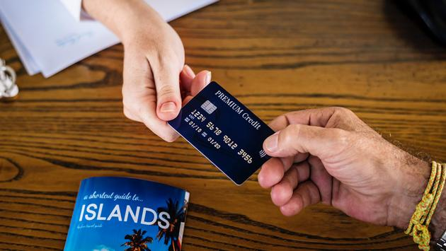 Credit card (Photo by rawpixel via Unsplash)