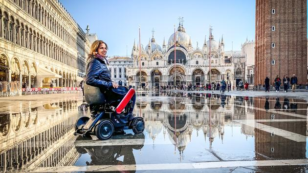 wheelchairs, scooters, travel, women travelers, accessibility