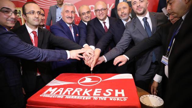 Turkish Arlines volera jusqu'à Marrakesh