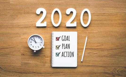 2020 New Year - New Goals