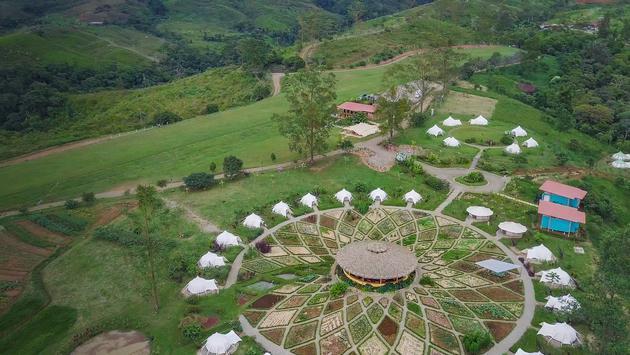 Kinkara, Costa Rica