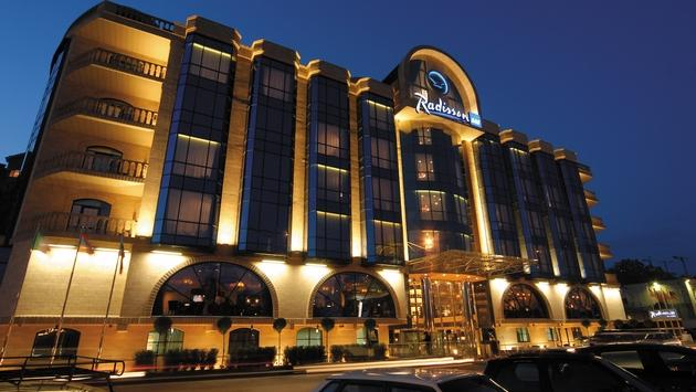 Radisson Blu opens in Rostov-on-Don, Russia