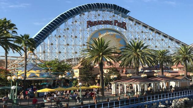 Disneys California Adventure Paradise Pier Is Transforming - Disney adventure