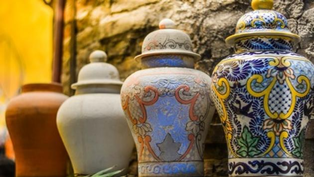 La talavera de Puebla y Tlaxcala es reconocida por la UNESCO como Patrimonio Cultural Inmaterial de la Humanidad