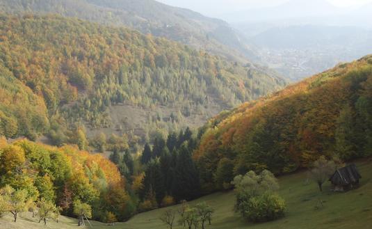 Romania, Transylvania, Autumn