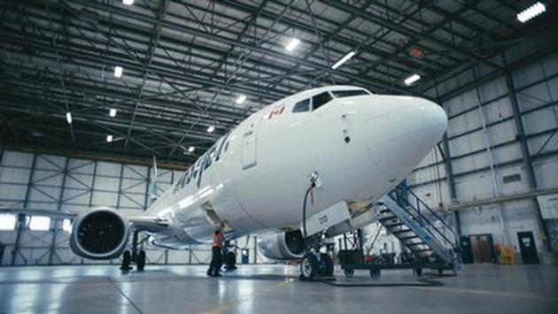 WestJet Max 737
