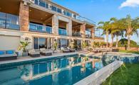Malibu Rambla Estate in California.