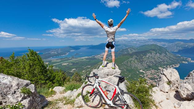 Marco Polo cycling tour includes stops in Montenegro.