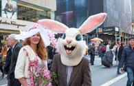 New York Easter Parade and Bonnet Festival