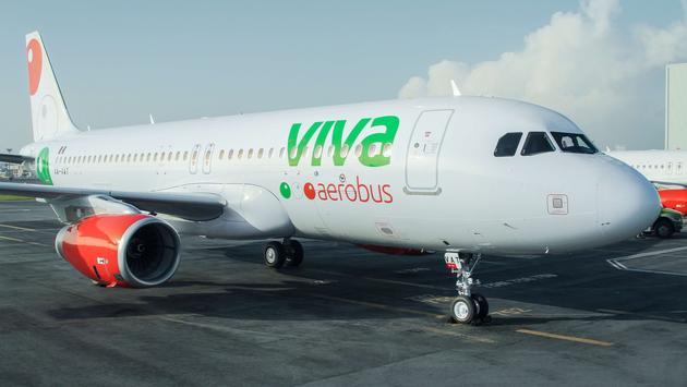 rupo Viva Aerobus presentó su informe financiero del primer trimestre de 2020. (Foto de Viva Aerubus)