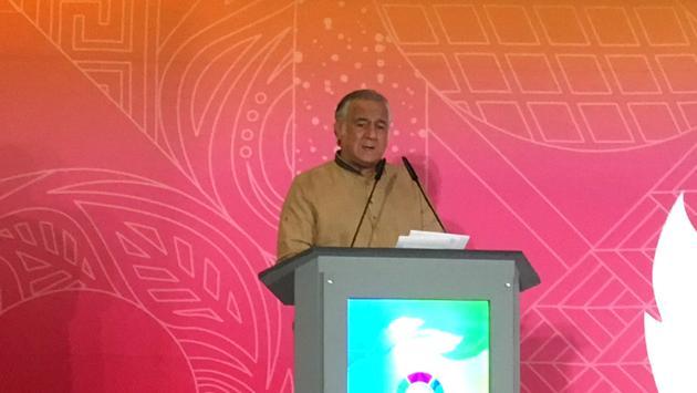Le secrétaire au Tourisme du Mexique, Miguel Torruco.