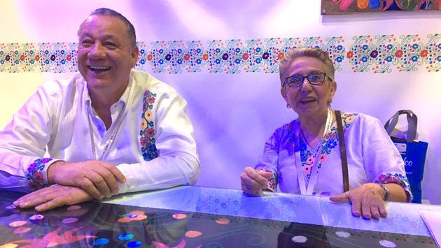 Ernesto Rodriguez Escalon et Piquis Rochin