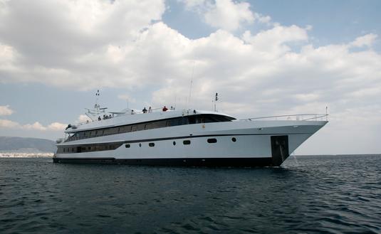 Variety Cruises, cruise, ship, Harmony G