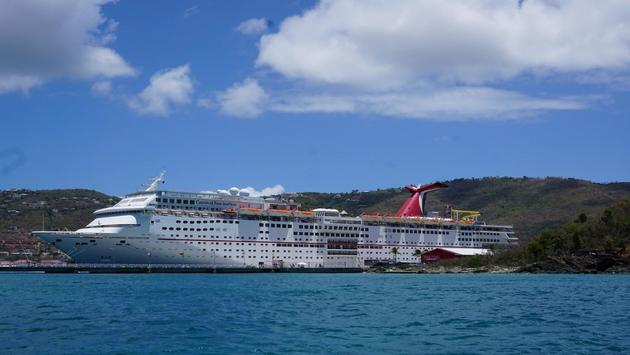 Carnival Cruise Line - Carnival Fascination