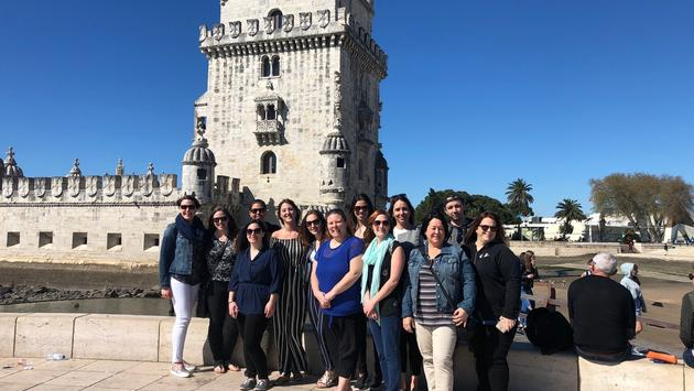 FAM tour Lisbonne Tours Chanteclerc