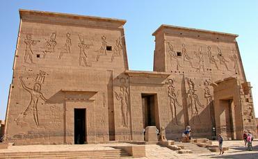 Philae Temple Aswan Egypt