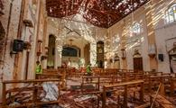 Sri Lanka Church Blast