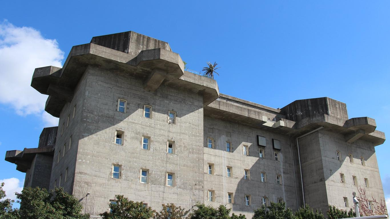Former Nazi Bunker to Be Transformed into Luxury Hotel