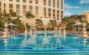 Bellagio Terrace Pool
