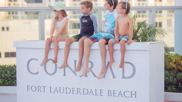 Back-to-School Kit at Conrad Fort Lauderdale Beach