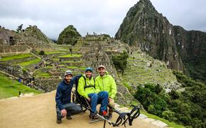 Machu Picchu, wheel the world, wheelchair, peru